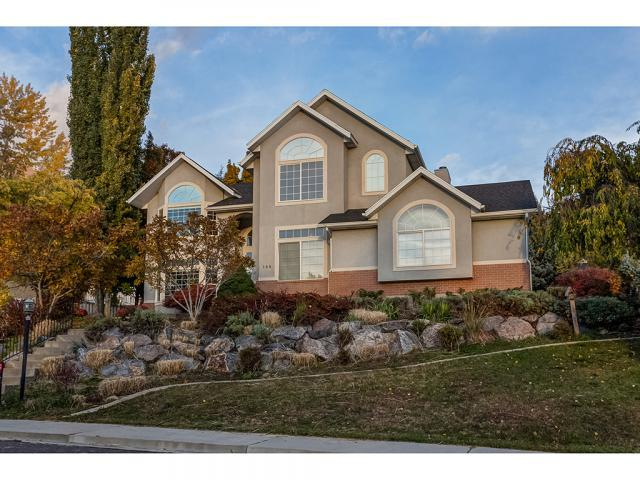 164 N 1150 E, Lindon, UT 84042 (#1540004) :: The One Group