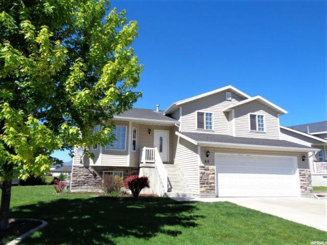 55 Andrews Ln, Providence, UT 84332 (#1540757) :: Red Sign Team