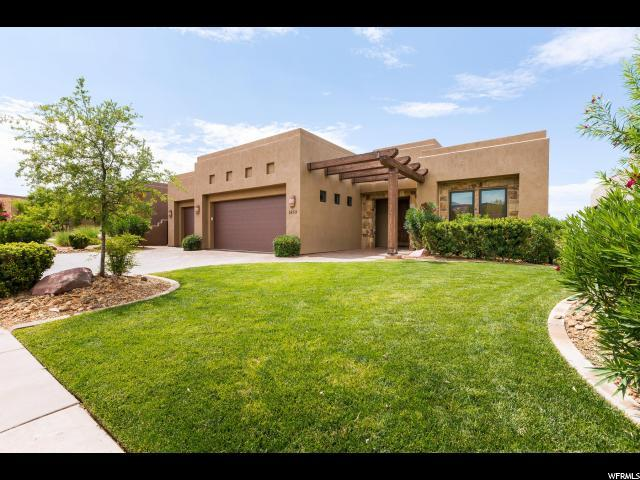 1659 W Red Cloud Dr, St. George, UT 84770 (#1540812) :: Red Sign Team