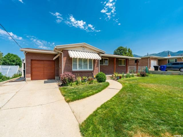 104 W 1950 S, Bountiful, UT 84010 (#1540840) :: Exit Realty Success