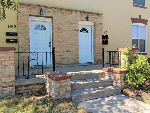 190 E Vine Street S, Murray, UT 84107 (#1541110) :: Exit Realty Success