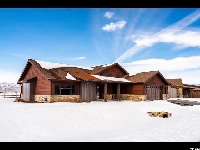 593 Thorn Creek Dr, Kamas, UT 84036 (MLS #1541264) :: High Country Properties