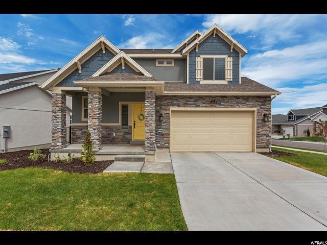 14183 S Greenford Ln W, Herriman, UT 84096 (#1541400) :: Bustos Real Estate | Keller Williams Utah Realtors