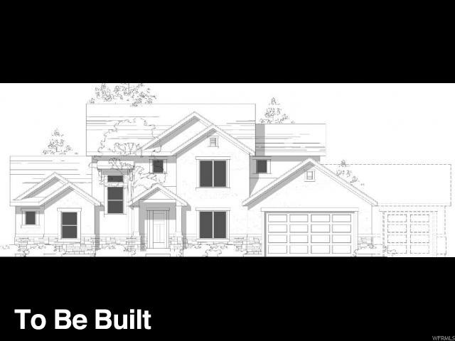 1283 N Christley Ln #52, Elk Ridge, UT 84651 (#1541658) :: Bustos Real Estate | Keller Williams Utah Realtors