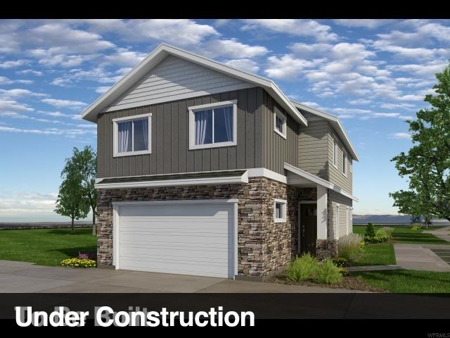 8656 N Cypress Aly B18, Eagle Mountain, UT 84005 (#1541895) :: Colemere Realty Associates