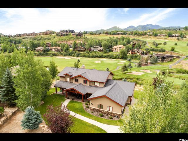 3321 W Niblick Dr, Park City, UT 84098 (#1542106) :: goBE Realty