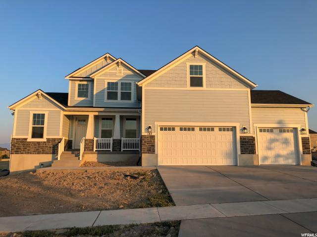 147 E Wayside Dr #102, Saratoga Springs, UT 84045 (#1543045) :: Red Sign Team