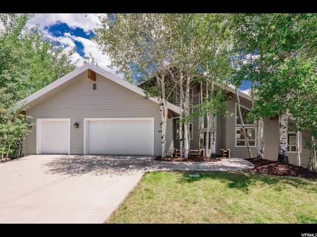 8942 Lariat Rd, Park City, UT 84098 (#1543230) :: Exit Realty Success