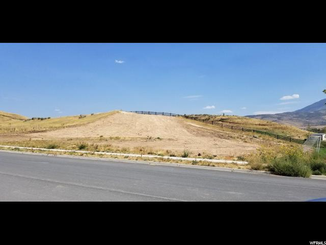 6134 N Horseshoe Hollow Ln, Mountain Green, UT 84050 (#1544238) :: Big Key Real Estate