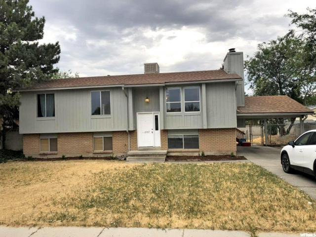 4907 W 3235 S, West Valley City, UT 84120 (#1544465) :: Red Sign Team