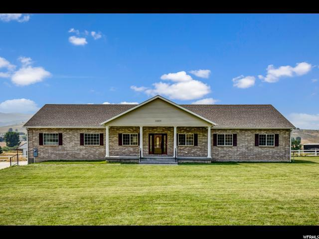 11077 S Dempsey Creek, Lava Hot Springs, ID 83246 (#1545200) :: Exit Realty Success