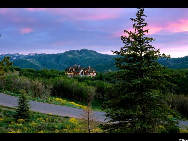 1855 Red Hawk Trl, Park City, UT 84098 (MLS #1545406) :: High Country Properties