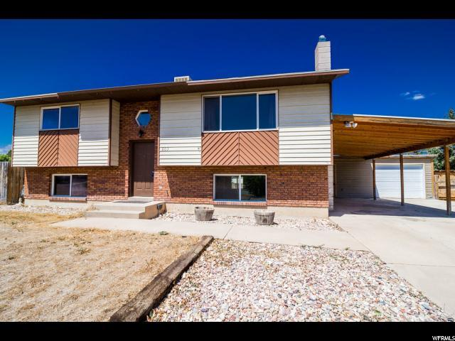 803 E 2970 S, Vernal, UT 84078 (#1546180) :: Bustos Real Estate | Keller Williams Utah Realtors