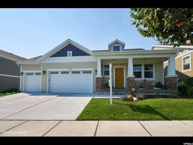 1209 W Samuel Holt Dr S, South Jordan, UT 84095 (#1546216) :: Bustos Real Estate   Keller Williams Utah Realtors