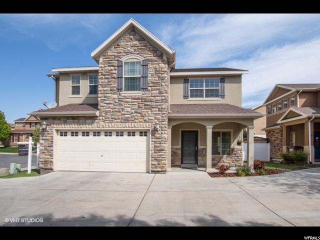 13433 S Corbin Valley Ln, Riverton, UT 84096 (#1546647) :: Bustos Real Estate | Keller Williams Utah Realtors