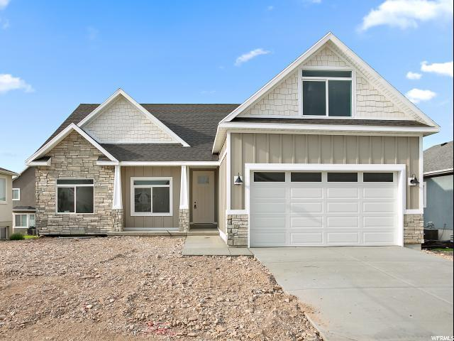 2046 E Harkers Way, Eagle Mountain, UT 84005 (#1546835) :: Exit Realty Success