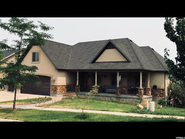 2318 S Wesson Dr, Saratoga Springs, UT 84045 (#1546931) :: Action Team Realty