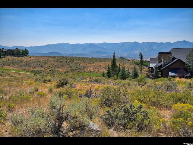 8973 N Promontory Ranch Rd, Park City, UT 84098 (#1546989) :: Colemere Realty Associates