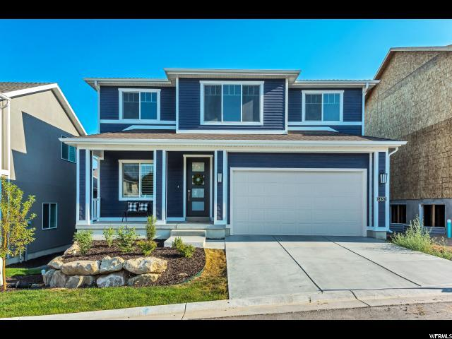 1497 E Sego Lily Ct N #123, Layton, UT 84040 (#1547162) :: The Utah Homes Team with iPro Realty Network