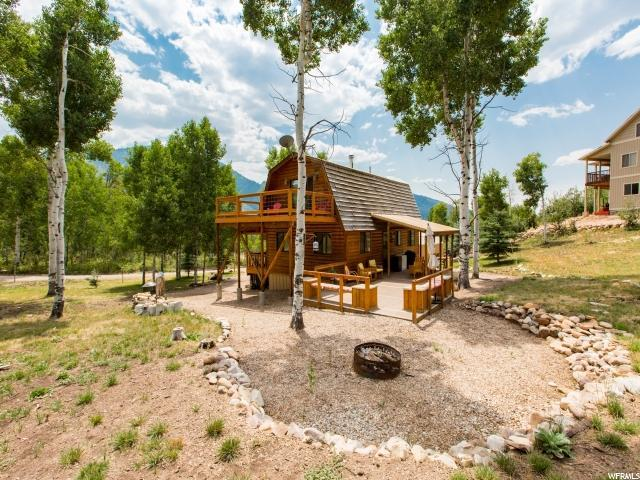 10631 N Moosehollow Ln #46, Oakley, UT 84055 (MLS #1547223) :: High Country Properties