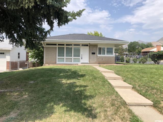 2591 E Gregson Ave S, Salt Lake City, UT 84109 (#1547279) :: Eccles Group