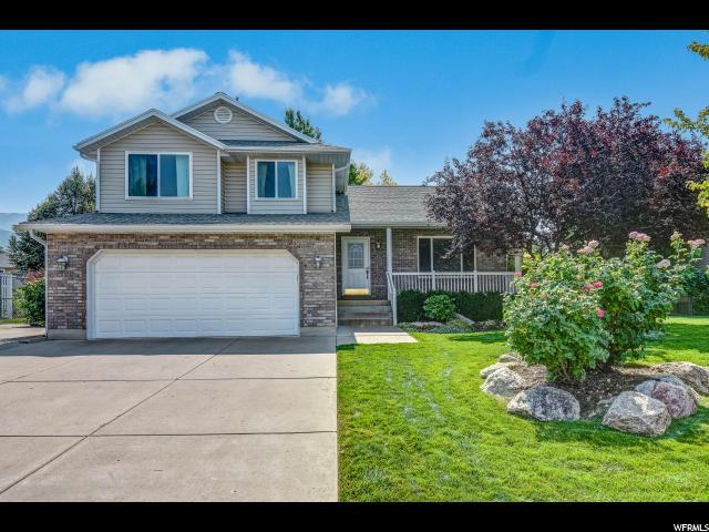 335 W Creekside Ln N, Kaysville, UT 84037 (#1547322) :: Red Sign Team