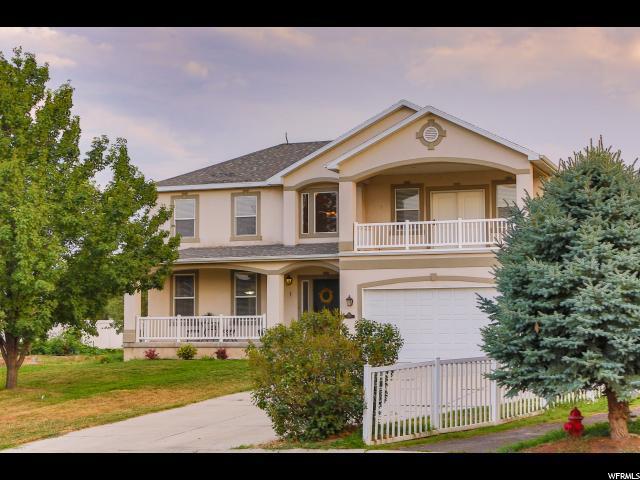 39 E Pioneer Cir, Saratoga Springs, UT 84045 (#1547363) :: RE/MAX Equity