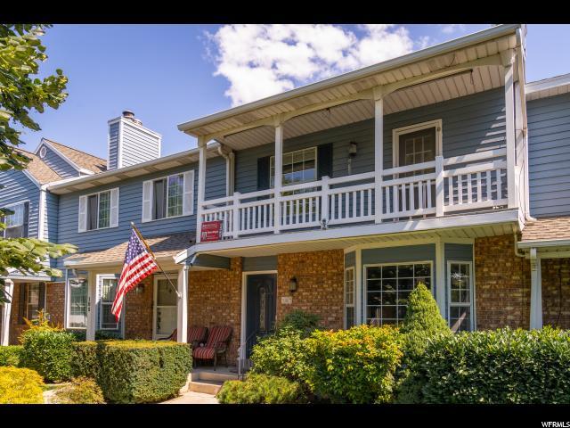 187 S 70 W 28B, Orem, UT 84058 (#1547375) :: Bustos Real Estate   Keller Williams Utah Realtors