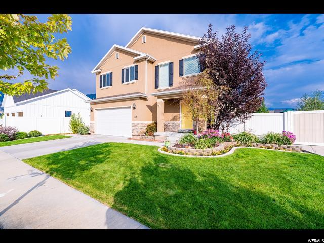 107 Belmont Dr, Farmington, UT 84025 (#1547517) :: The Fields Team