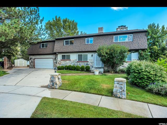 11621 S Worthington Ct E, Sandy, UT 84092 (#1547696) :: Bustos Real Estate | Keller Williams Utah Realtors
