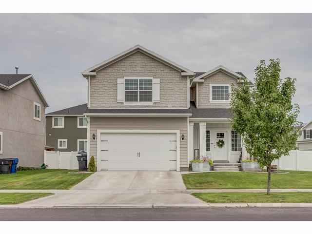 531 E Rue De Matth Rd, Vineyard, UT 84058 (#1547959) :: Bustos Real Estate | Keller Williams Utah Realtors