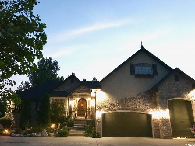 3258 W Newcastle Cir S, Syracuse, UT 84075 (#1548053) :: Big Key Real Estate