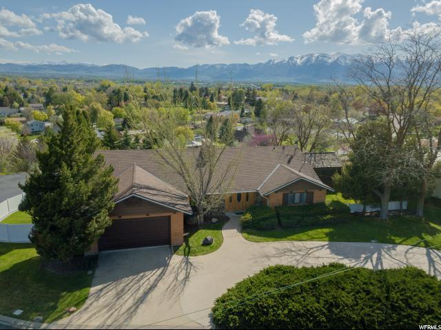 295 Temple View Dr, River Heights, UT 84321 (#1548057) :: Red Sign Team