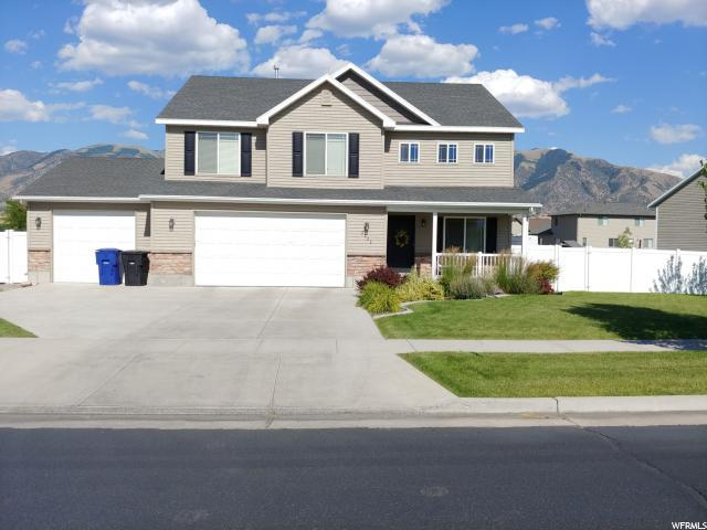 2222 Clear Creek Rd, Nibley, UT 84321 (#1548296) :: Red Sign Team