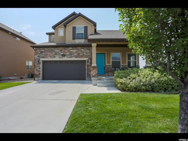 1350 S Carriage Chase Dr W, Kaysville, UT 84037 (#1548365) :: The Fields Team