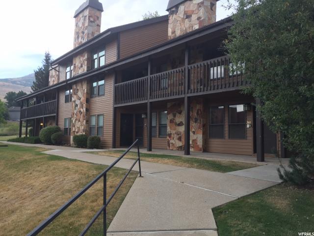 3615 N Wolf Lodge Dr #301, Eden, UT 84310 (#1548754) :: Bustos Real Estate | Keller Williams Utah Realtors