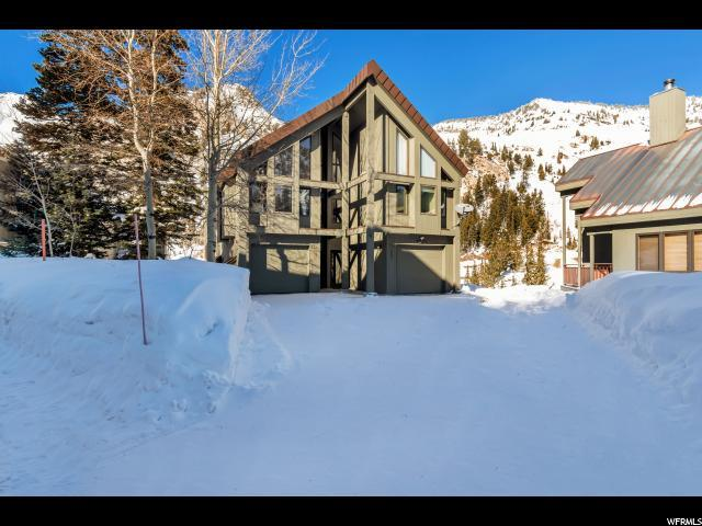 9933 E Powder Run Rd 11A, Alta, UT 84092 (#1548783) :: The Fields Team