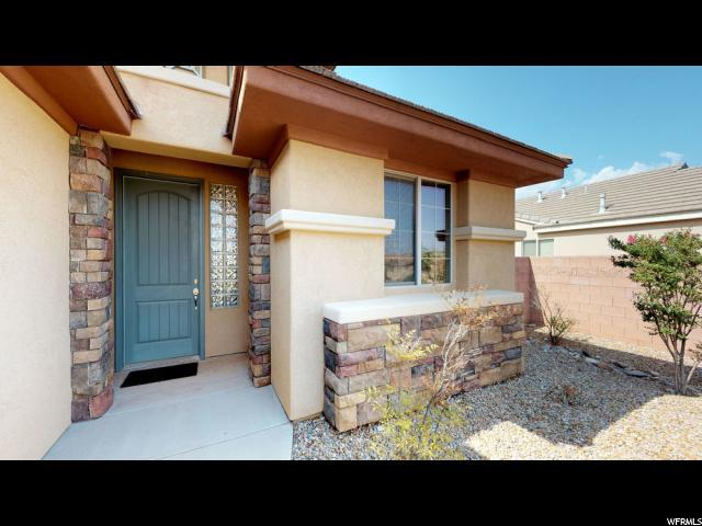 2587 E Spring Canyon Dr, Washington, UT 84780 (#1549139) :: Bustos Real Estate | Keller Williams Utah Realtors
