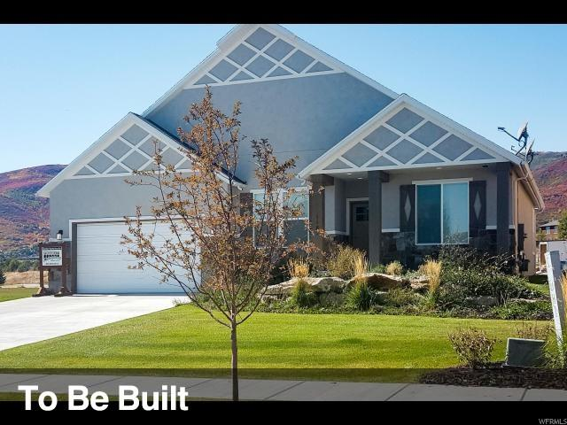 1282 N Canyon View Prwy #20, Midway, UT 84049 (MLS #1549145) :: High Country Properties