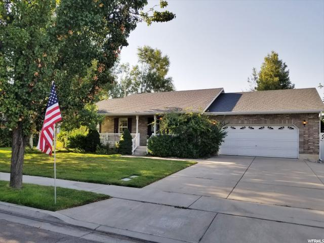 968 E 1300 N, American Fork, UT 84003 (#1549429) :: Exit Realty Success