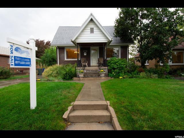 2736 S Beverly St, Salt Lake City, UT 84106 (#1549463) :: Colemere Realty Associates
