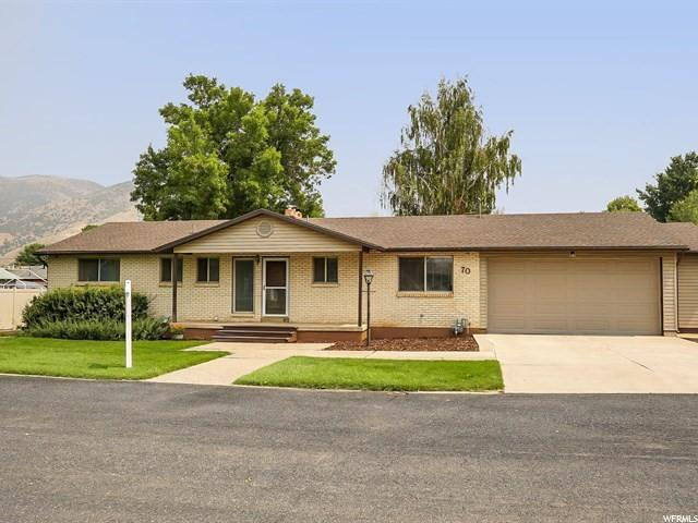 70 N 200 W, Morgan, UT 84050 (#1549598) :: RE/MAX Equity