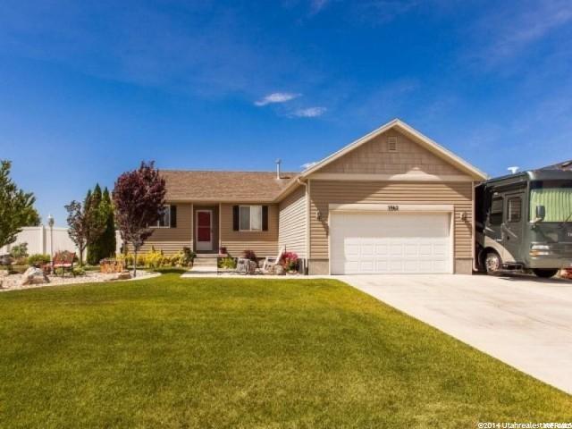 5962 W Arlinridge S, Herriman, UT 84096 (#1549664) :: Bustos Real Estate | Keller Williams Utah Realtors