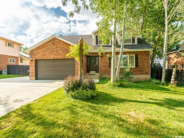 842 E Raymond Rd, Fruit Heights, UT 84037 (#1549853) :: Exit Realty Success
