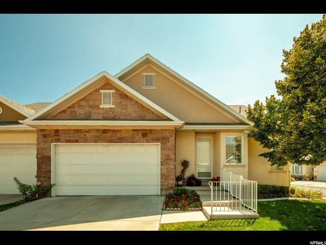 1093 W Tithing Hill Pl, Riverton, UT 84065 (#1550253) :: Bustos Real Estate | Keller Williams Utah Realtors