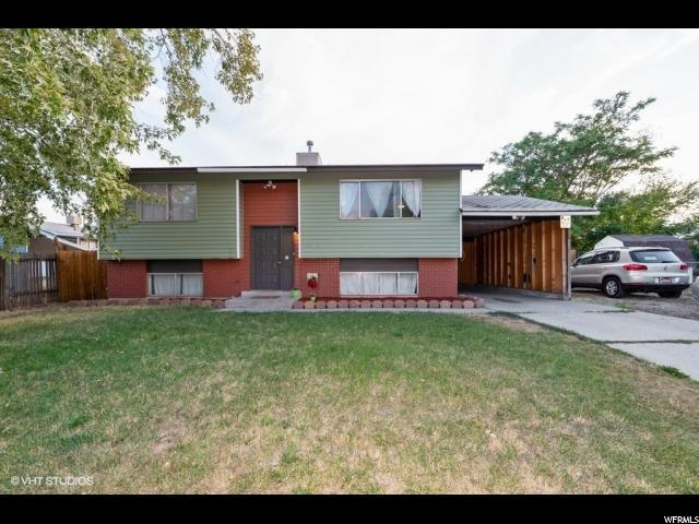 5951 W China Clay Dr S, Kearns, UT 84118 (#1550350) :: goBE Realty