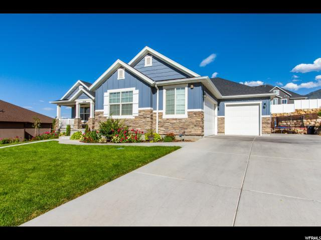 1034 N Quail Run Ln W, Elk Ridge, UT 84651 (#1550543) :: goBE Realty