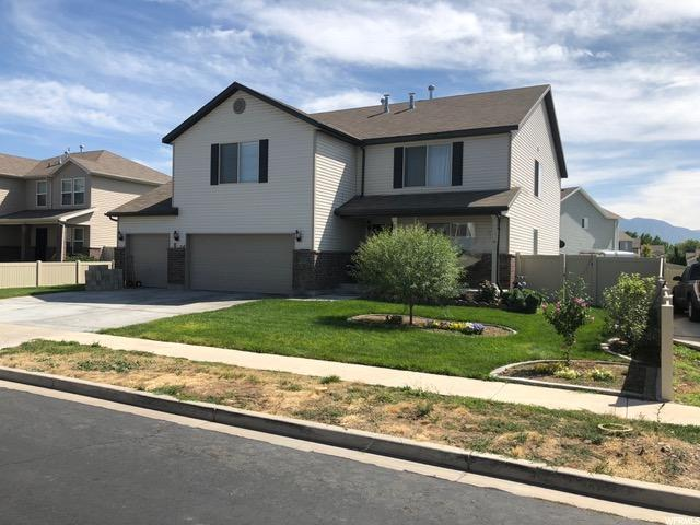 1037 W 350 S, Spanish Fork, UT 84660 (#1550760) :: Exit Realty Success