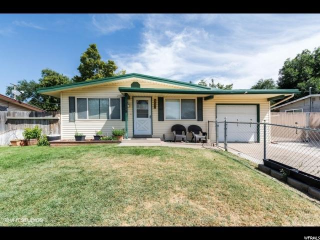 1486 N 475 W, Sunset, UT 84015 (#1550970) :: The Fields Team