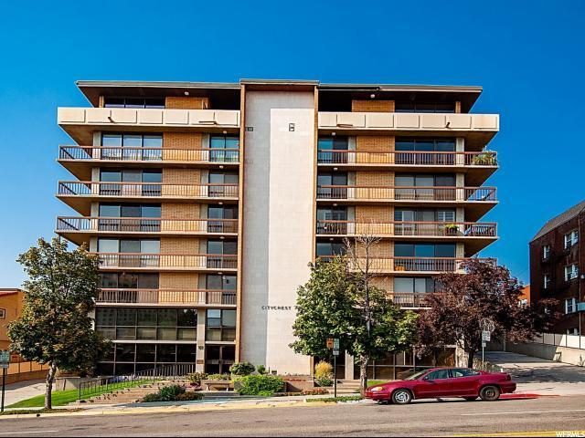 131 E First Ave #306, Salt Lake City, UT 84103 (#1551045) :: Colemere Realty Associates